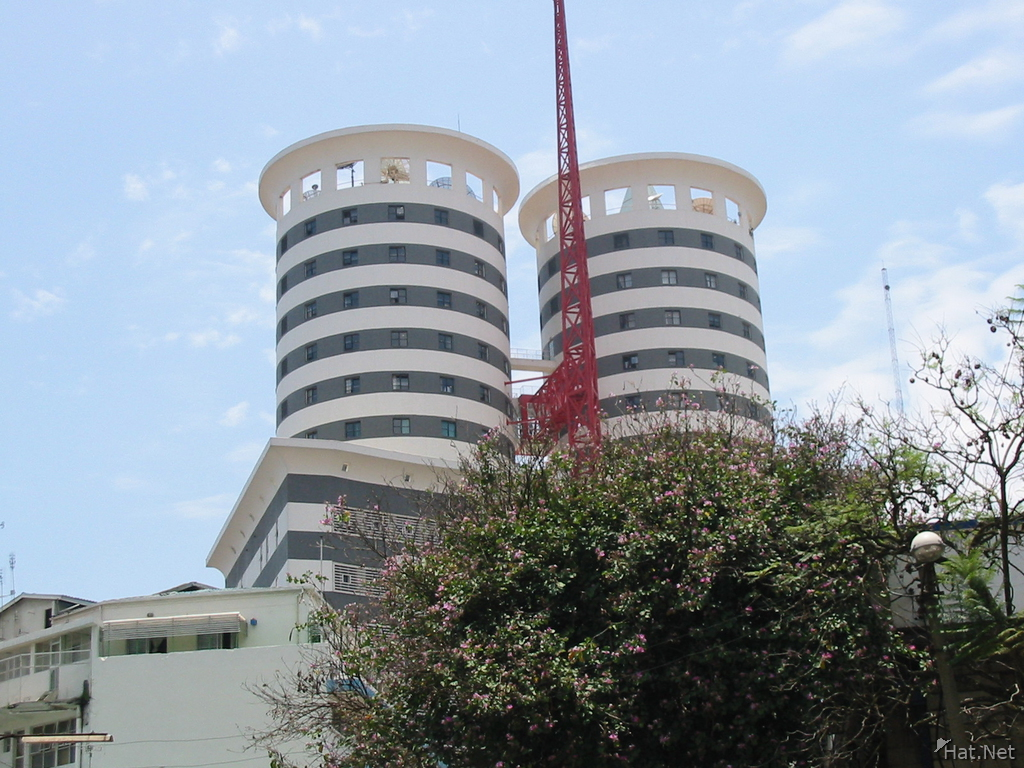 twin towers in nairobi