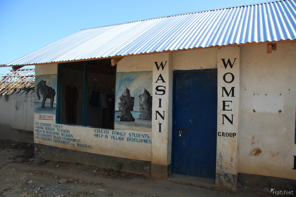 wasini women group