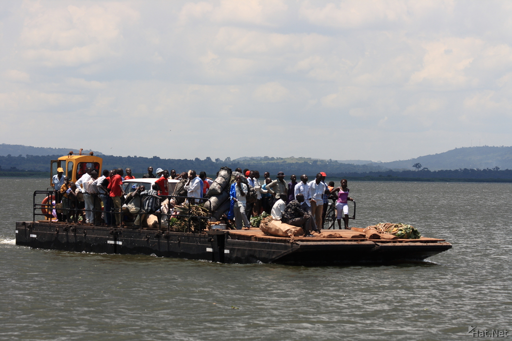 slow boat to entebbe