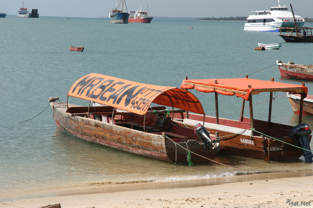 mr bean on zanzibar