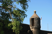 fort tower Mombas, East Africa, Kenya, Africa