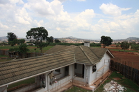 views from buganda king palace Kampala, East Africa, Uganda, Africa