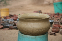 finished bowl Rawangi, East Africa, Tanzania, Africa