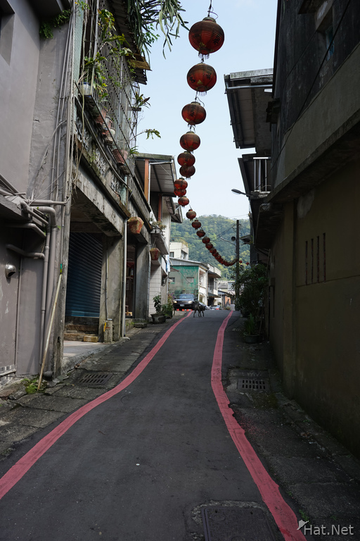Shifen old street