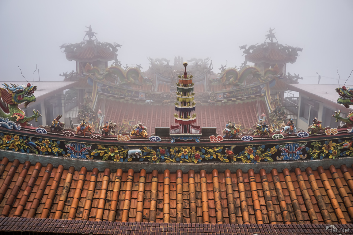 Jiufen Shengming Temple