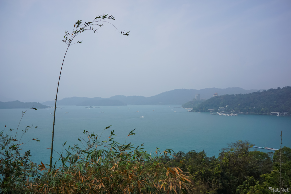 Sun Moon Lake Wen Wu Temple