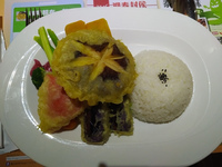 Magic curry near cesar hotel near taipei main station 台灣鐵路管理局台北火,  Taipei,  Taipei City,  Taiwan, Asia