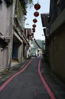 Shifen old street Pingxi District,  New Taipei City,  Taiwan, Asia