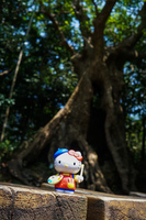 Hello Kitty in Kenting Hengchun Township,  Taiwan Province,  Taiwan, Asia