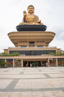 kaohsiung fo guang shan Fo Guang Shan Buddha Memorial Ce,  Dashu District,  Kaohsiung City,  Taiwan, Asia