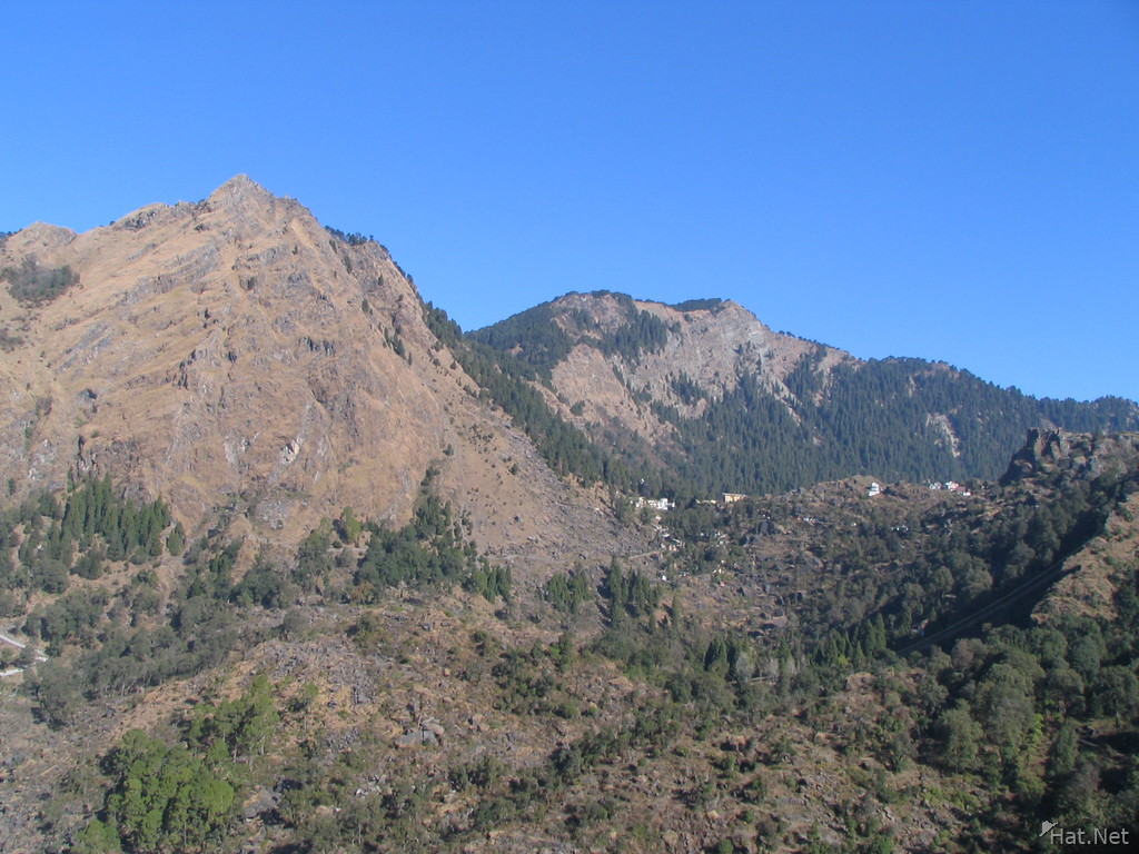 ramnagar mountains