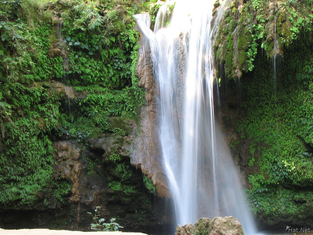 corbett waterfall