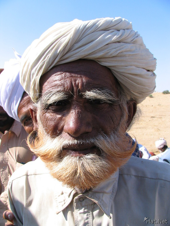 head of the village in jaisalmer