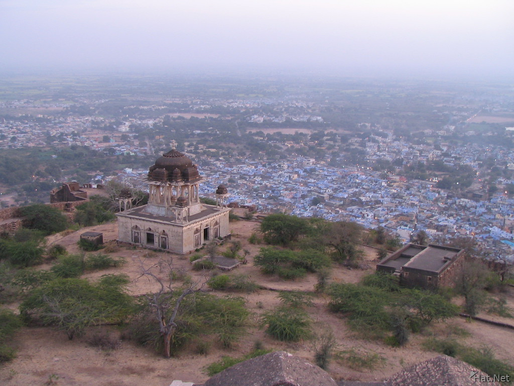 evening at bundi