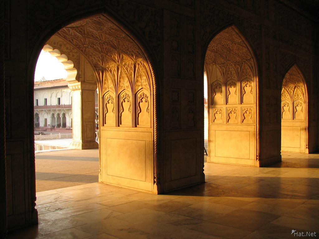 jehangir palace in agra fort