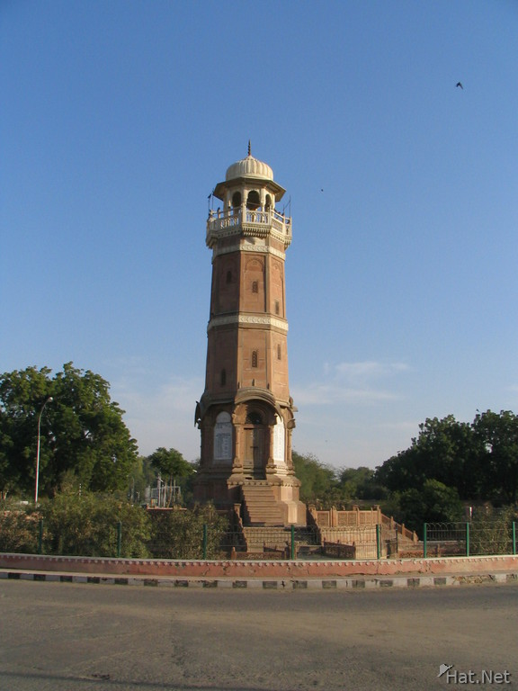 tower in bikaner