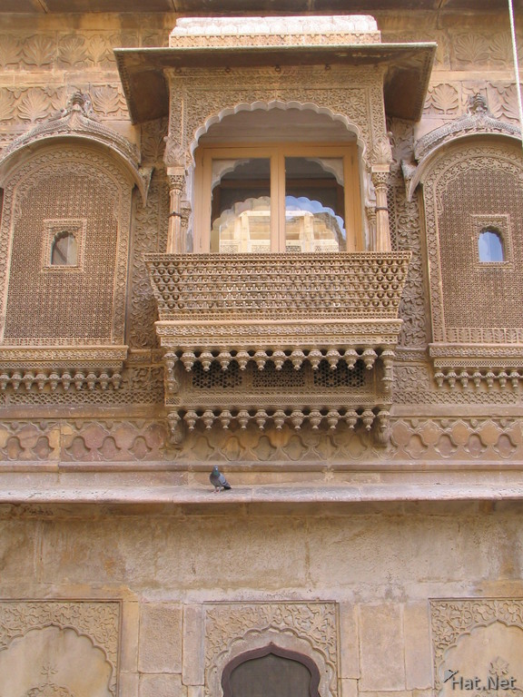 haveli window balcony