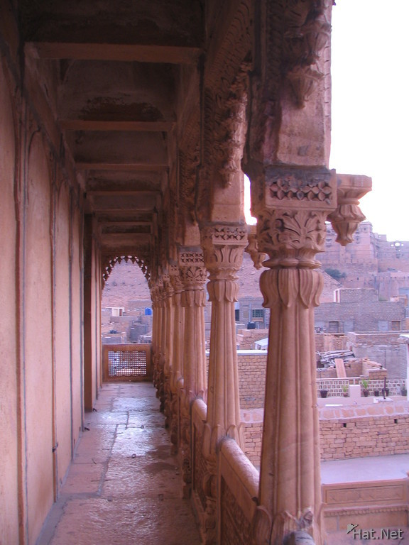 haveli balcony