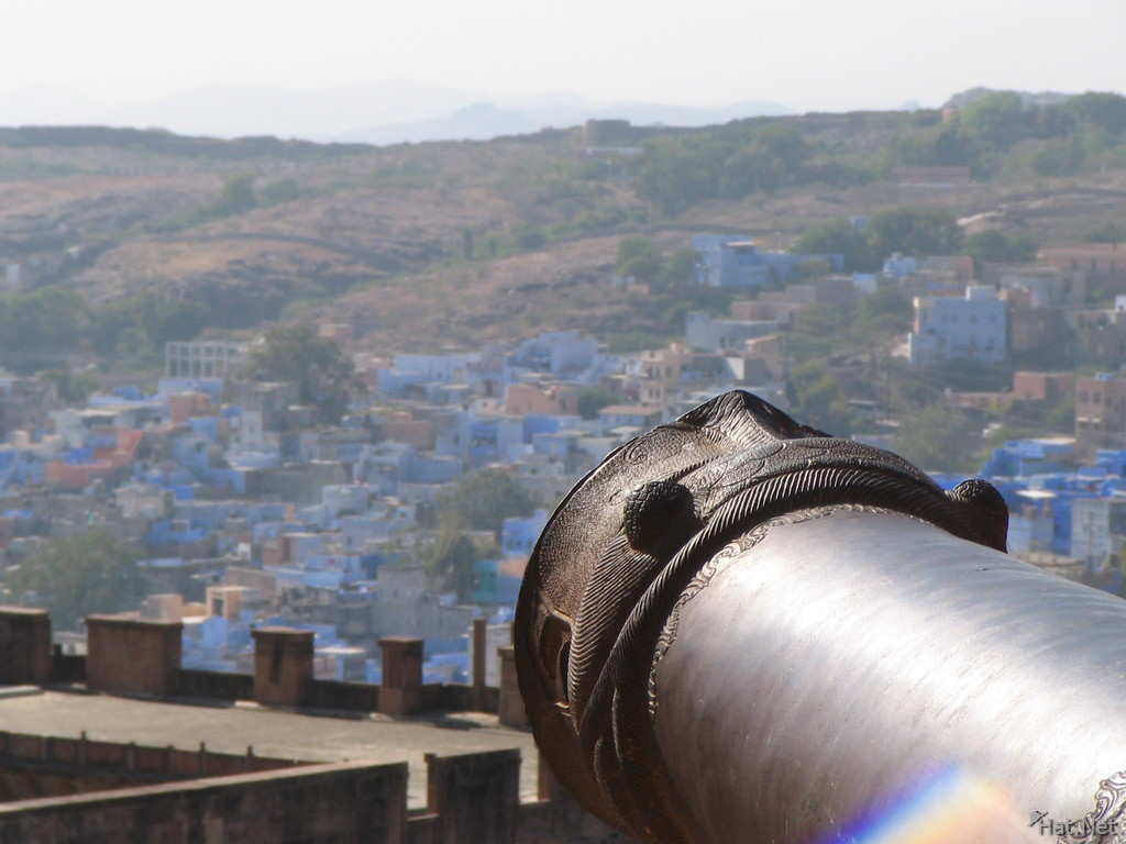 cannon and jodhpur