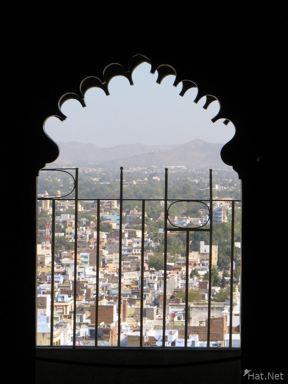 mountains of udaipur
