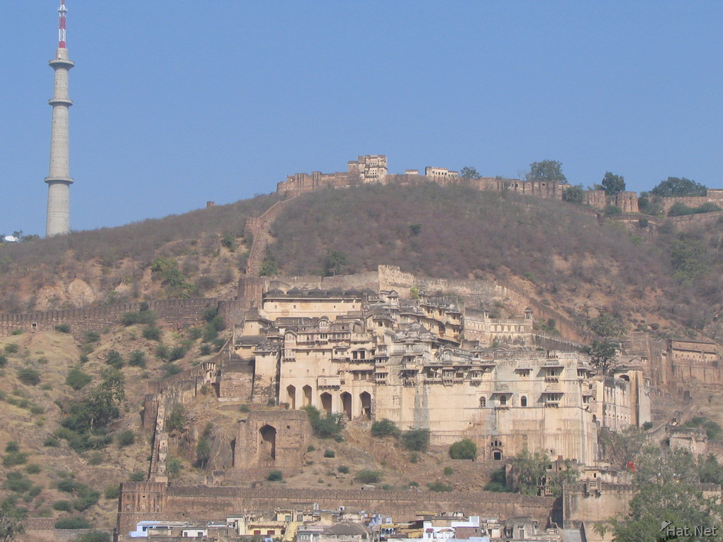 targarh and the ugly tv tower
