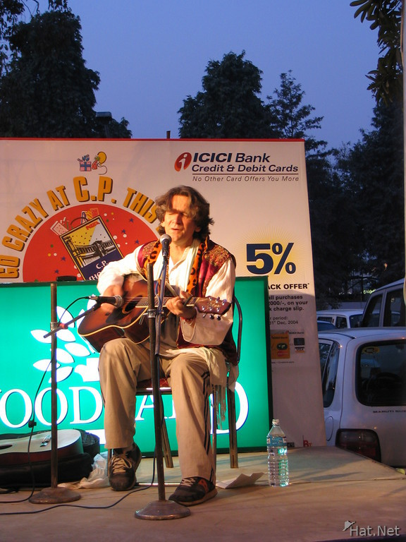 one man concert in connaught place
