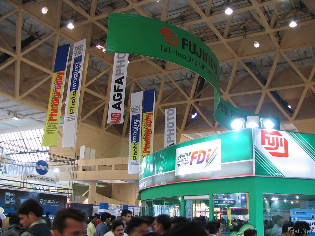 fujifilm in photo imaging asia 2005