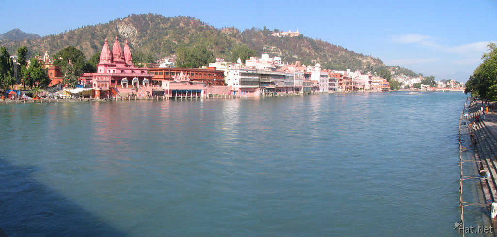 holy ganges canal