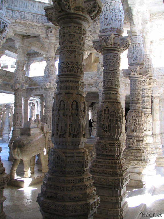 Kama Sutra On Jain Temple Ranakpur 100 Thousand Photos