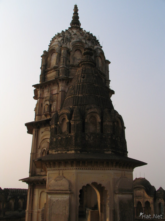 tower of laxmi temple