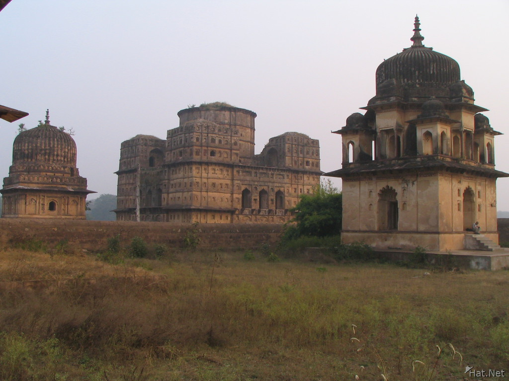 fort of cenotaphs