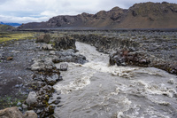 Emstrur and Botnar South,  Iceland, Europe