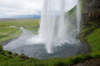 Seljalandsfoss South,  Iceland, Europe