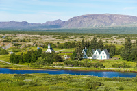 Tingvellir National Park Grundarfjordur,  South,  Iceland, Europe