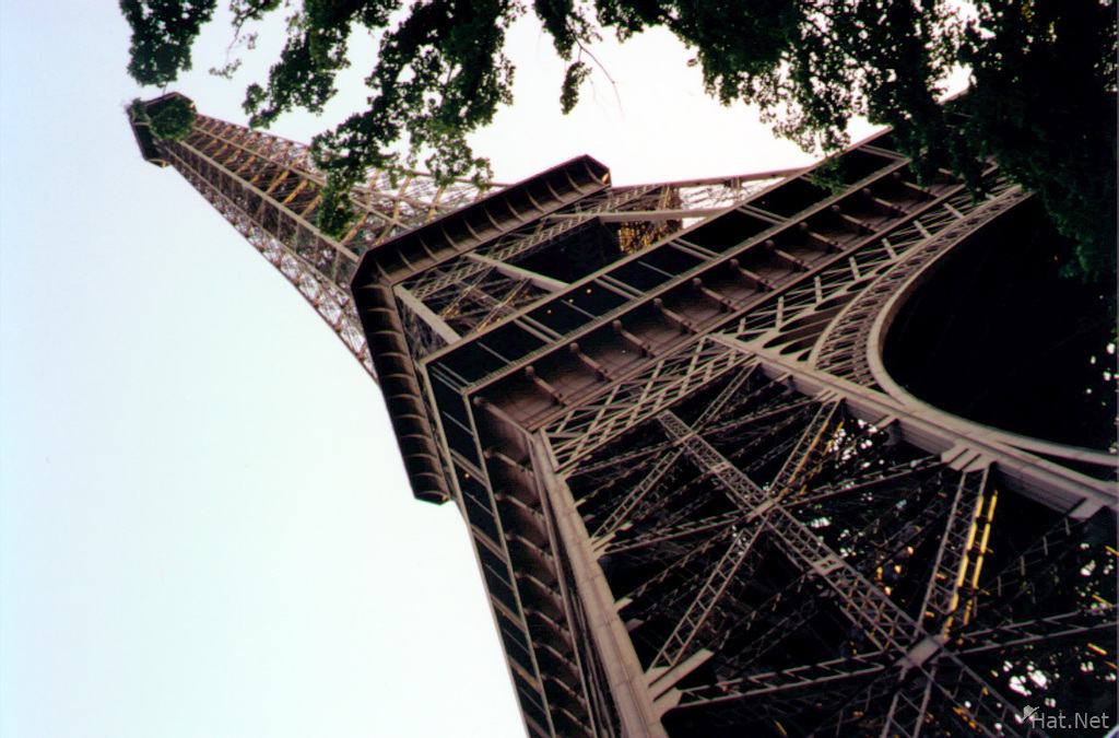 france eiffel tower day time