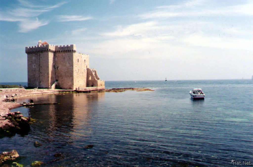 france st honorat