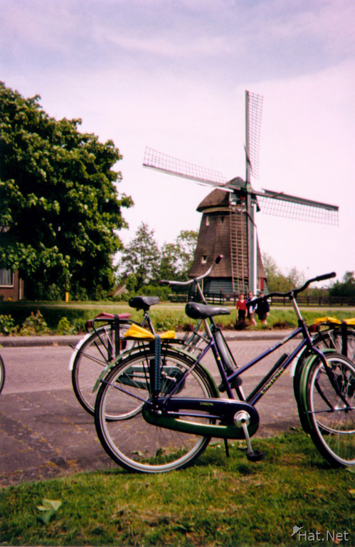 wind mill, holland : 100 Thousand Photos