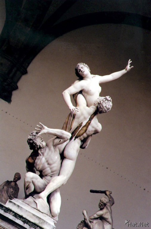florence rape of sabine woman