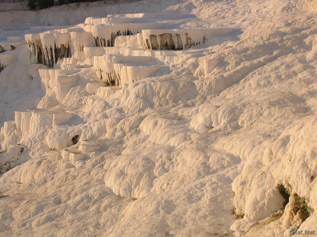 pamukkale snow white world