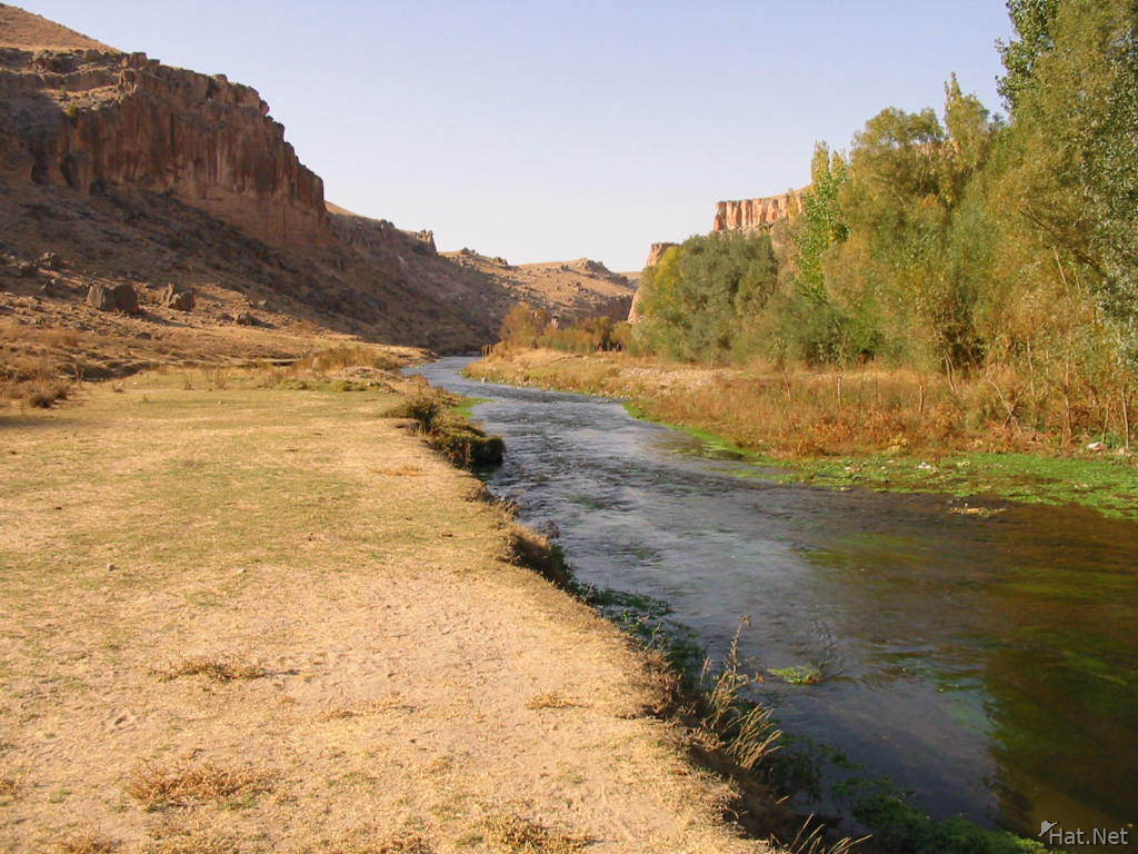 river of ihlara valley