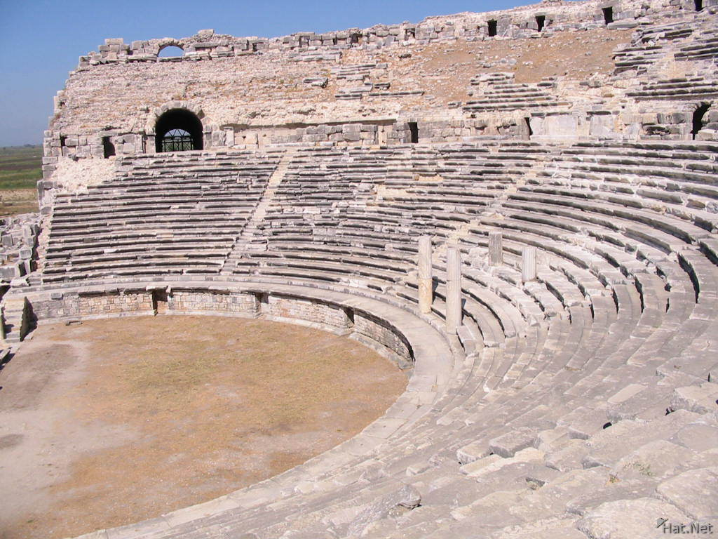 the big theatre