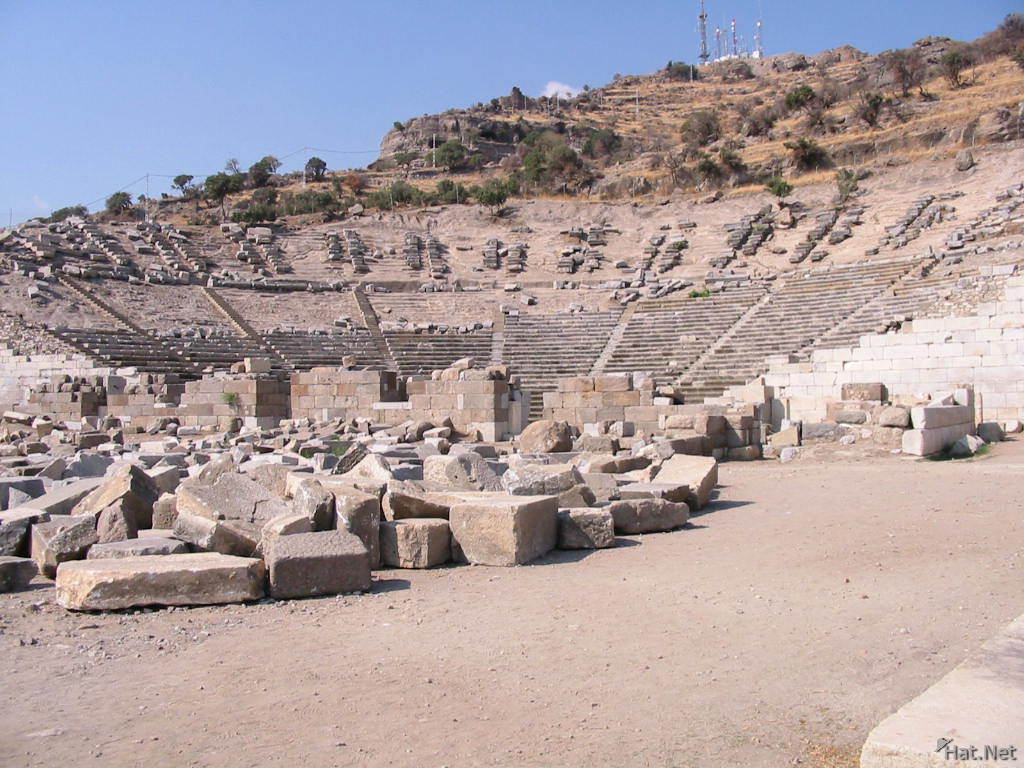 theatre of bodrum
