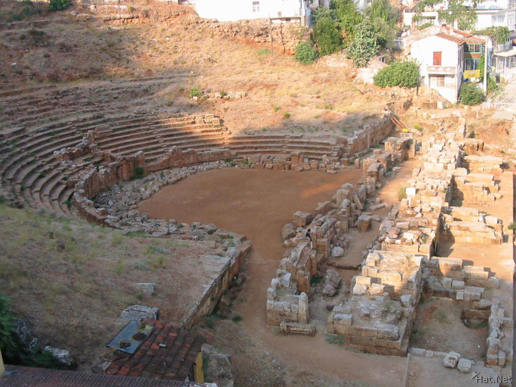 theatre of fethiye