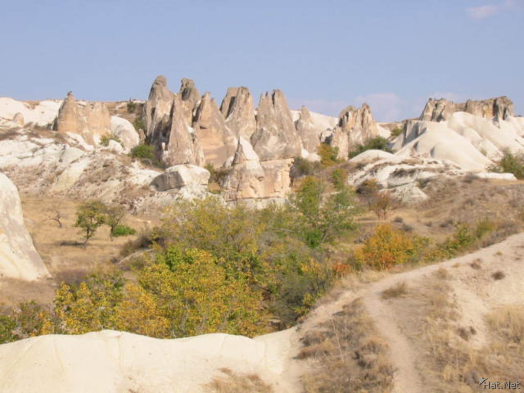 on the way to goreme museum s