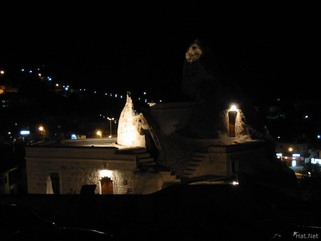 night of goreme