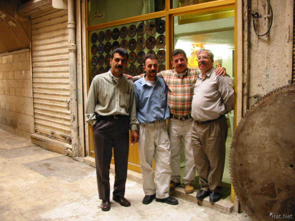 syrian business men