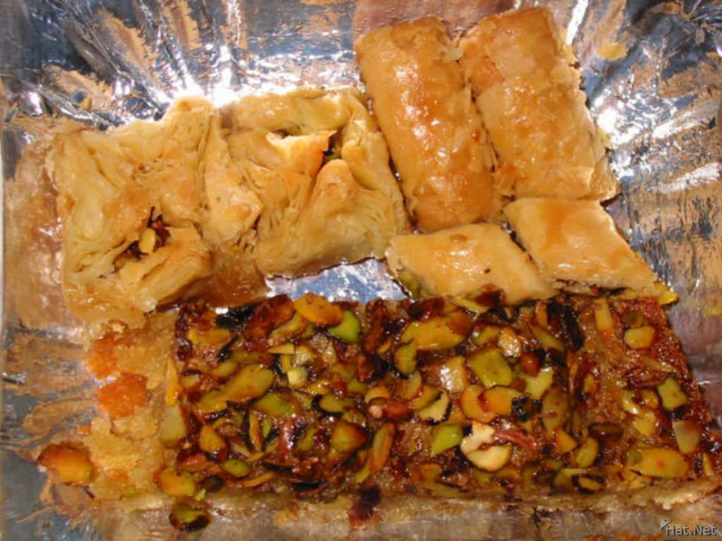 The Hazel Files: Syria: Food  |Damascus Food