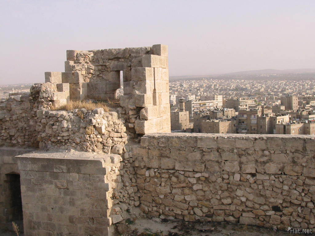 aleppo is almost the oldest inhabitants city