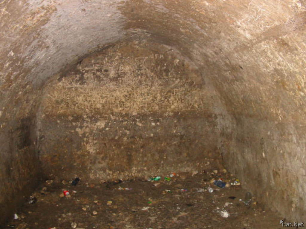 tunnels under the citadel