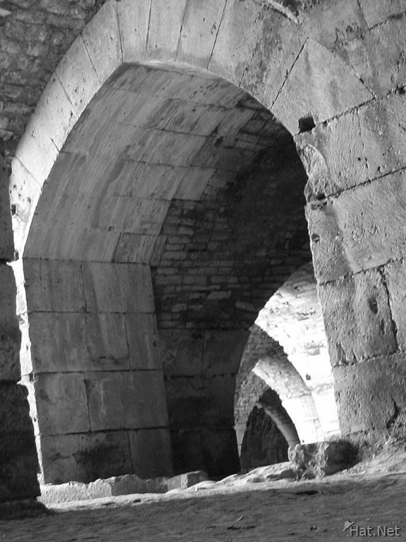 layers of arches